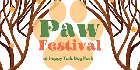 Paw Festival at Happy Tails Dog Park tickets