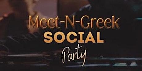 Meet-N-Greek Social Party tickets