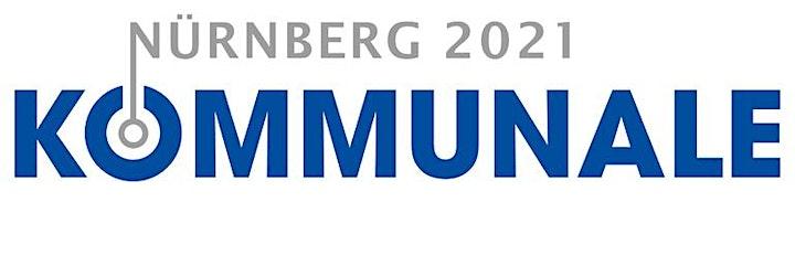 Besuchen Sie uns auf der KOMMUNALE 2021 in Nürnberg!: Bild