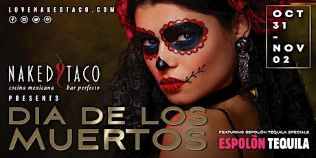 Annual Dia De Los Muertos / Halloween Party tickets