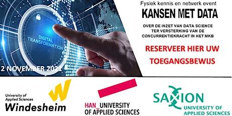 KANSEN MET DATA tickets