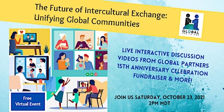 The Future of Intercultural Exchange: Unifying Global Communities Tickets