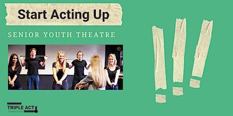 Senior Youth Theatre tickets