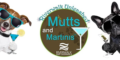 Mutts & Martinis tickets