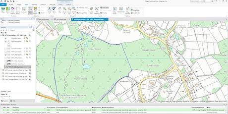 GIS for Beginners: Guide & Application - ONLINE (Nov/Dec '21) tickets