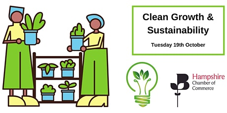 Chamber of Solutions - Clean Growth & Sustainability tickets