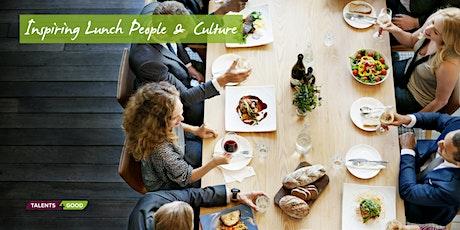 Inspiring Lunch People & Culture: Fachkräfte für den sozialen Sektor Tickets