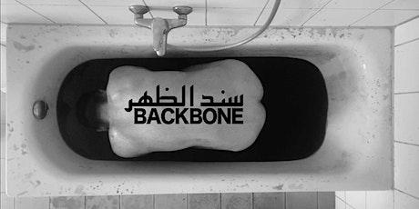 BACKBONE - سند الظهر Tickets