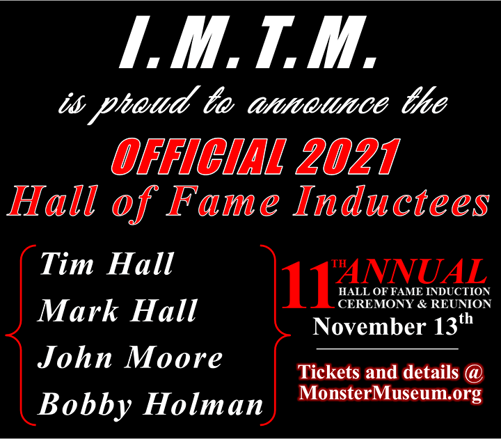 11th Annual IMTM Hall of Fame Induction Ceremony Banquet 2021 image