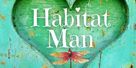 Book launch for Habitat Man tickets