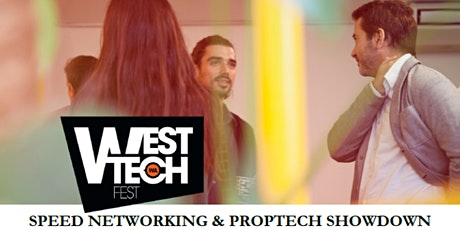 WTF SPEED NETWORKING & PROPTECH SHOW DOWN tickets