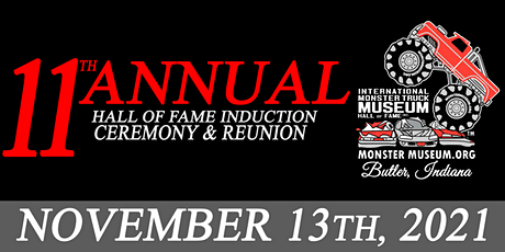 11th Annual IMTM Hall of Fame Induction Ceremony Banquet 2021 tickets
