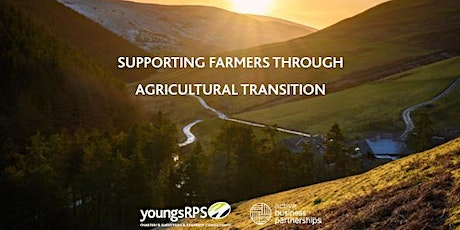 Supporting farmers through the agricultural transition - Hexham tickets