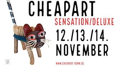 CheapArt Sensation und Deluxe billets