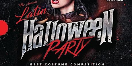 Salsa Detroit's Annual Latin Halloween Bash at El Zocalo - Detroit tickets