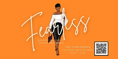 Fearless: Building Courage to Pursue your Dream tickets
