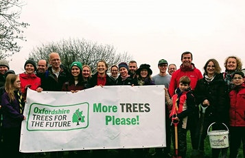 Oxfordshire  Tree Champions networking and learning day tickets