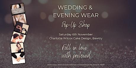 Wedding and Evening Wear Pop-Up Shop tickets