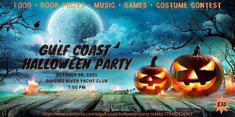 Gulf Coast Halloween Party  tickets