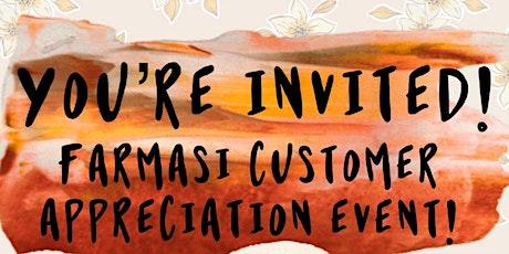 Farmasi Customer Appreciation Event tickets