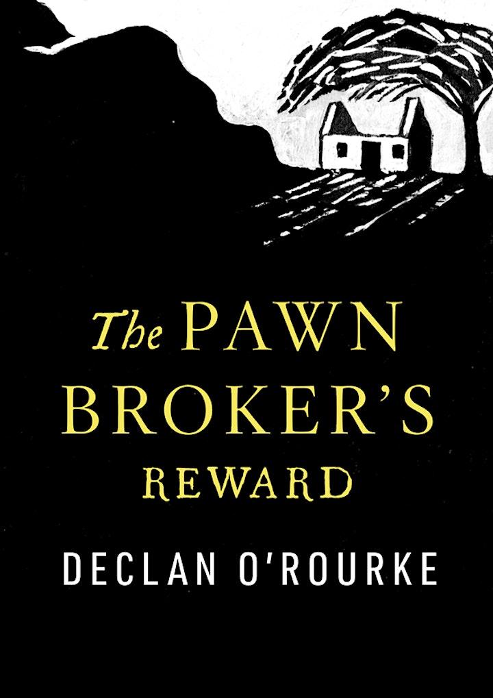 Declan O'Rourke live in Dingle talking books & debut novels image
