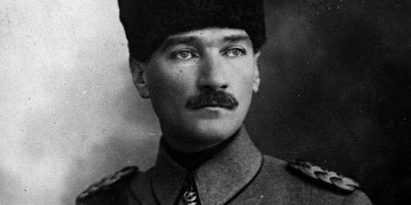 George Gawrych: Ataturk: The Soldier-Statesman in the War of Independence tickets