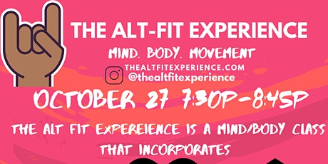 The Alt Fit Experience @ Routines! tickets