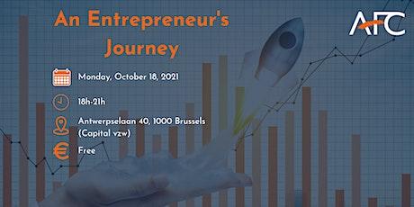 An Entrepreneur's Journey tickets