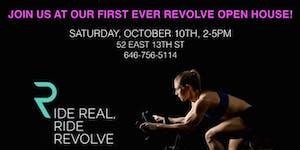 Revolve Fitness Open House