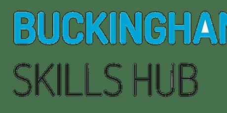 Careers & Opportunities with Bucks Skills Hub tickets