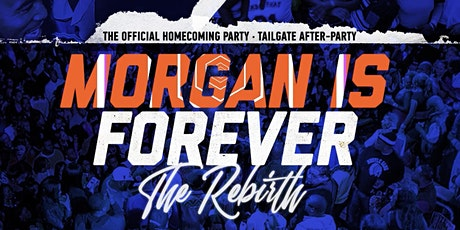 MORGAN STATE HOMECOMING PARTY | THE REBIRTH (21+) tickets