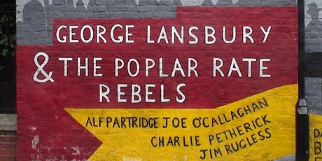 9th George Lansbury Memorial Lecture 2021: Sadiq Khan tickets