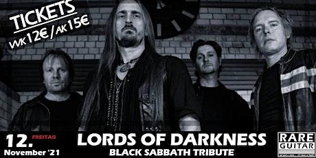 Lords Of Darkness  - Black Sabbath Tribute tickets