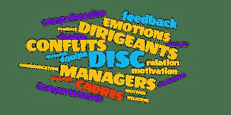 DIRIGEANTS : MANAGER AVEC LE DiSC billets
