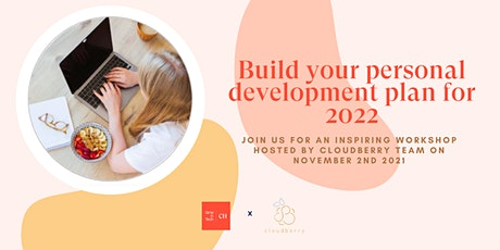 Build your personal development plan for 2022 and beyond tickets