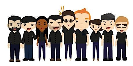 Improv Drop-in with the Renegade Saints - Mon 1 Nov tickets