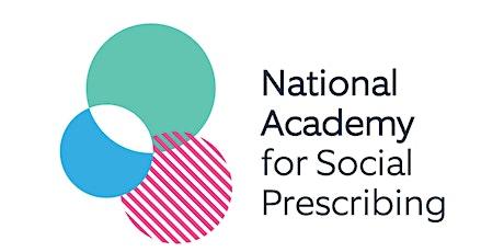 Thriving Communities webinar: Global Social Prescribing Alliance tickets