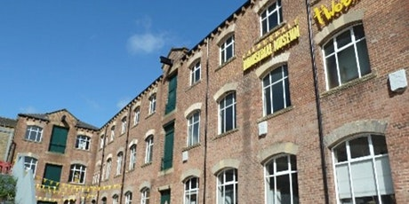 Weaving families - tour of Calderdale Industrial Museum tickets