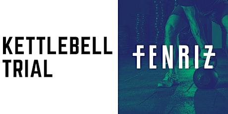 Kettlebell Training Trial Class Tickets