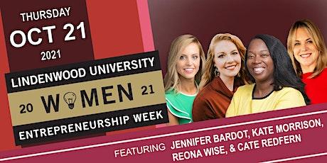 Lindenwood Women Entrepreneurship Week: Owning Your G.R.I.T. tickets