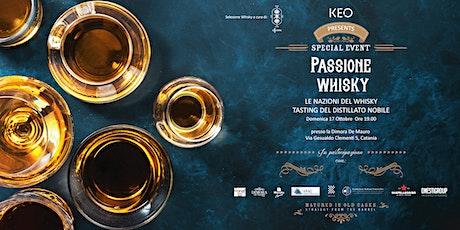 Passione Whisky - Le Nazioni biglietti