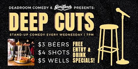 Deep Cuts Comedy Show tickets