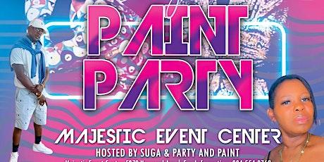 Pajama Jam Paint Party tickets