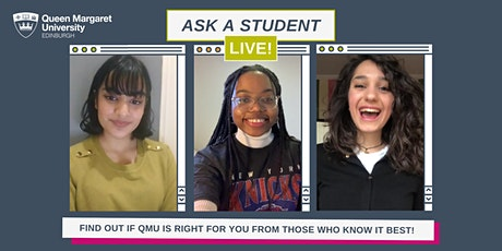 Ask a Student LIVE tickets
