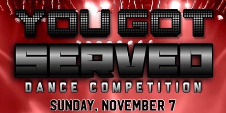 You Got Served Dance Competition tickets