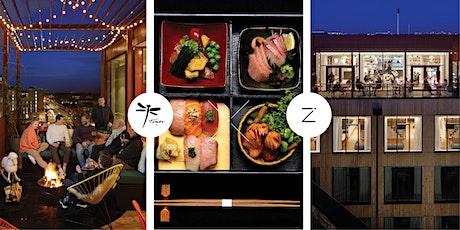 Living Kitchen Takeover: 7-Course Japanese Dinner biljetter