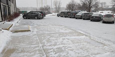 MPCA Smart Salting for Parking Lots & Sidewalks Certification Training tickets