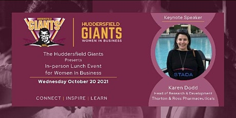 Connect ▪️ Inspire ▪️ Learn #WomenInBusiness tickets
