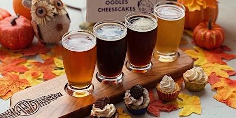 Cheesecake & Beer Pairing tickets