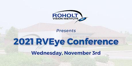 2021 RVEye Fall Conference tickets